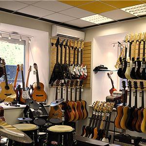 Музыкальные магазины Светлограда