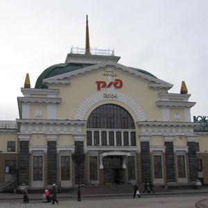 Железнодорожные вокзалы Светлограда