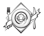 Звезда - иконка «ресторан» в Светлограде